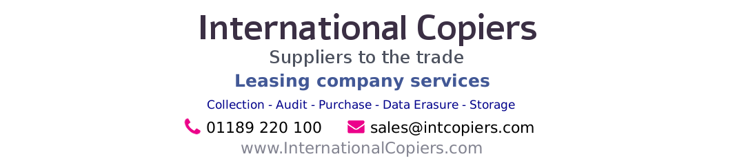 International Copiers